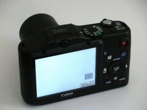 The new Canon budget superzoom Camera PowerShot SX 160 IS