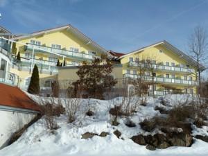 Unser Hoteltipp: Der Angerhof liegt an einem Sonnenhang in Sankt Englmar