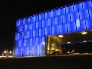 Modern und aufstrebend: Linz an der Donau mit dem Lentos-Kunstmuseum