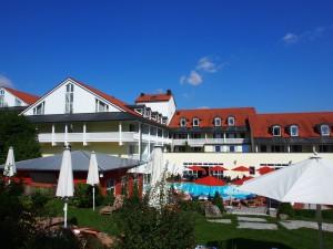 Erholung und Gastlichkeit im Hotel St. Wolfgang in Bad Griesbach/Bayern