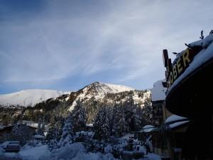 Wunderschön gelegen befindet sich das Hotel Hochschober mitten in den Nockbergen