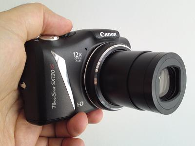 Die Canon PowerShot SX 130 IS im Test