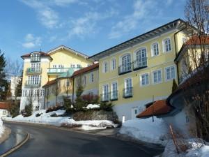 Das Sport- und Wellnesshotel Angerhof in Sankt Englmar