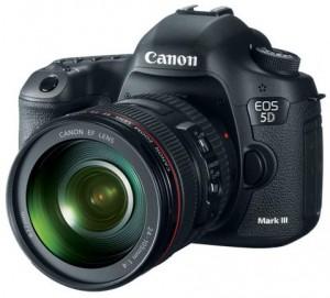 Neu & noch besser: Die Canon EOS 5D Mark III DSLR