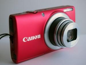 Im Test: Die Canon PowerShot A4000 IS Digicam