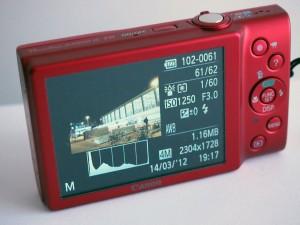 Empfehlenswerte Digicam bis 200 Euro: Die Canon PowerShot A4000 IS