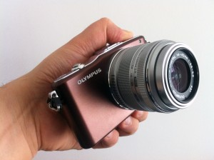 Olympus PEN Mini Review: Die E-PM1 im Test