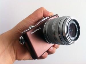 Olympus PEN Mini Review: Die E-PM1 im Test