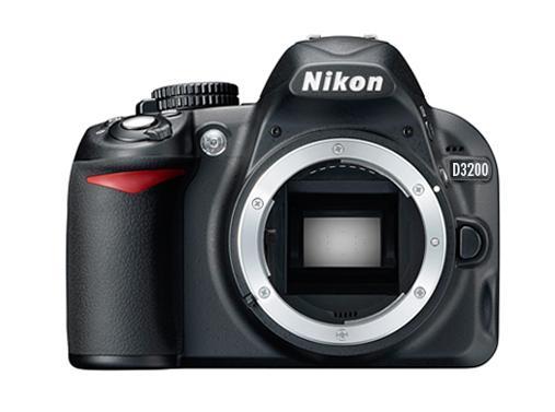 Neu und attraktiv: Die Nikon D3200 DSLR