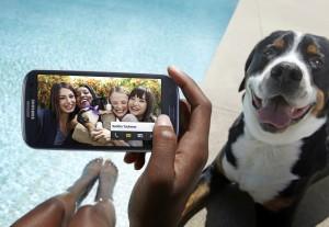 Das Galaxy S3 (Foto: Samsung)