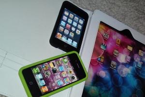 Im Trend: Die handlichen Gadgets von Apple wie iPad, iPhone oder iPod