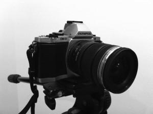 Die Olympus OM-D E-M5 Systemkamera im Test