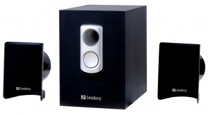 Sandberg Play Speaker Set 2.1 EU