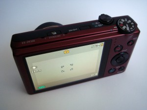 Im Praxis-Review: Die Casio Exilim EX-ZR300 Digicam