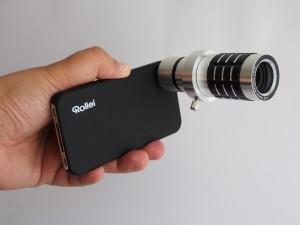Im Test: Das Rollei 12x Tele-Objektiv für das iPhone