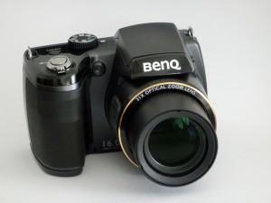 Empfehlenswert und günstig: Die BenQ GH 700 Megazoomkamera