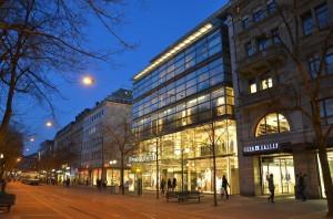 Einkaufen in Zürich