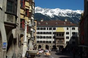 Innsbruck - Die Landeshauptstadt von Tirol
